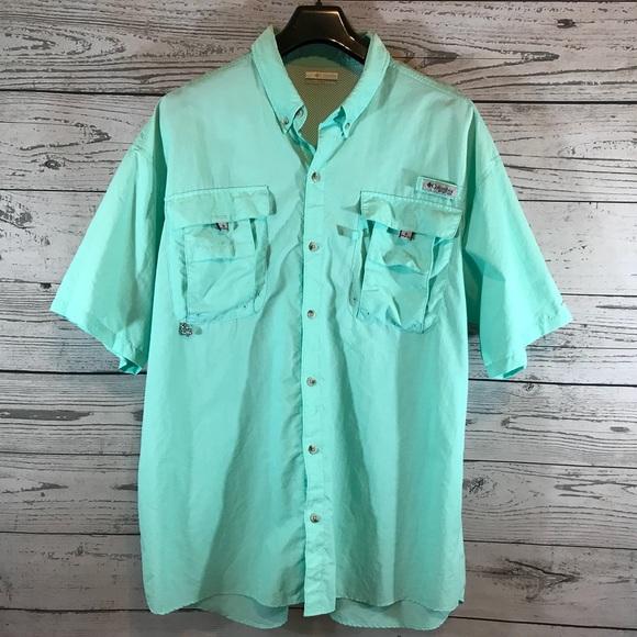 b60b2bb777c Columbia Other - Columbia PFG Bahama II Short Sleeve Shirt